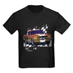 1966 Mustang Kids Dark T-Shirt