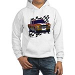 1966 Mustang Hooded Sweatshirt