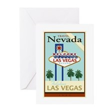 Travel Nevada Greeting Cards (Pk of 10)