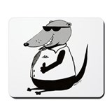 Awesome Possum Mousepad