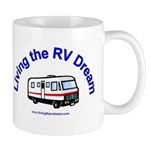 Living the RV Dream Mug
