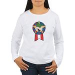 Snore Award Women's Long Sleeve T-Shirt