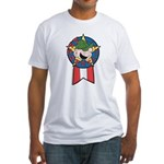 Snore Award Fitted T-Shirt
