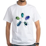 Five Shiny Beetles Shirt