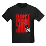 Don't Shoot Kids Dark T-Shirt