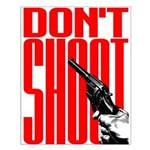 Don't Shoot Small Poster
