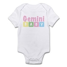 Gemini Infant Bodysuit