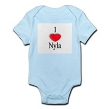 Nyla Infant Creeper