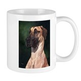Great Dane Fawn 1 Mug