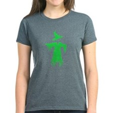 Green Witch Dark T-Shirt