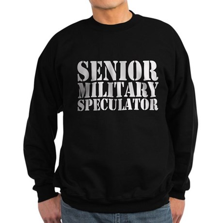 Sr Military Speculator Sweatshirt (dark)