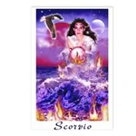 Scorpio Postcards (Package of 8)