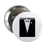 "Team Groom 2.25"" Button (10 pack)"