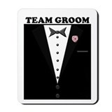 Team Groom Mousepad