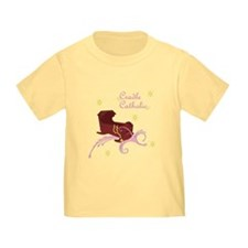Girl Cradle Catholic T