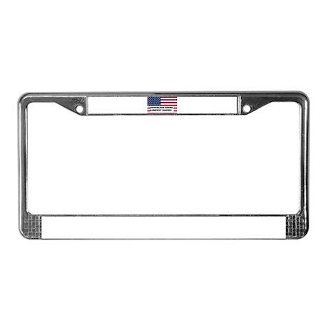 Socialism Sucks License Plate Frame