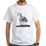 Unicorn 2 White T-Shirt