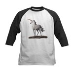 Unicorn 2 Kids Baseball Jersey