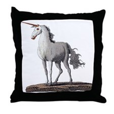 Unicorn 2 Throw Pillow