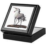 Unicorn 2 Keepsake Box