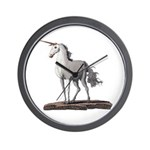 Unicorn 2 Wall Clock