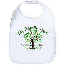 Family Tree Bib