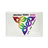 Pride 06 Rectangle Magnet (100 pack)