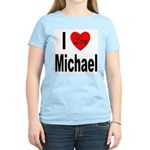 I Love Michael Women's Light T-Shirt