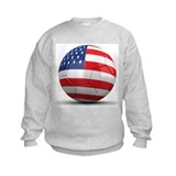 USA Soccer Ball Sweatshirt
