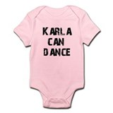 Karla Can Dance Onesie