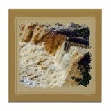 ...Aysgarth Middle Falls... Tile Coaster