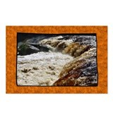 ...Aysgarth Lower Falls... Postcards (Package of 8