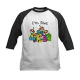 Clowns 5th Birthday Tee