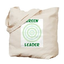 Green Leader's Tote Bag