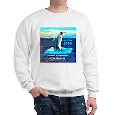 Star Antarctic S. America 1-17-2010 - Sweatshirt