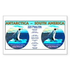 Star Antarctic S. America 1-17-2010 - Decal