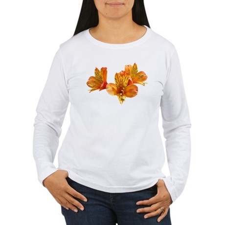 Three Lilies Women's Long Sleeve T-Shirt