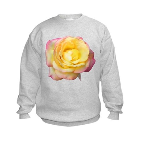 Peace Rose Kids Sweatshirt