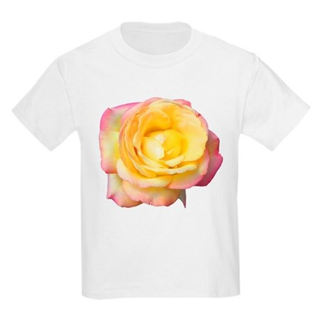 Peace Rose Kids Light T-Shirt