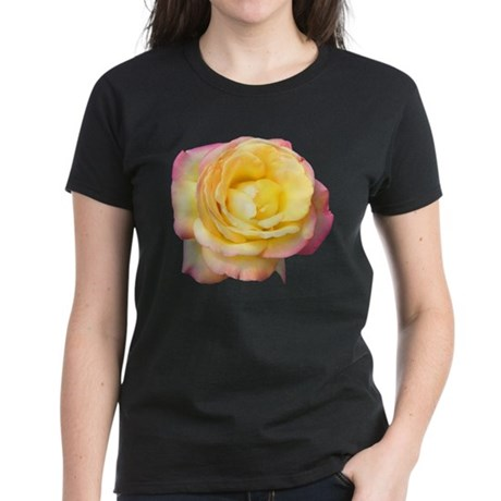 Peace Rose Women's Dark T-Shirt