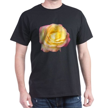 Peace Rose Dark T-Shirt