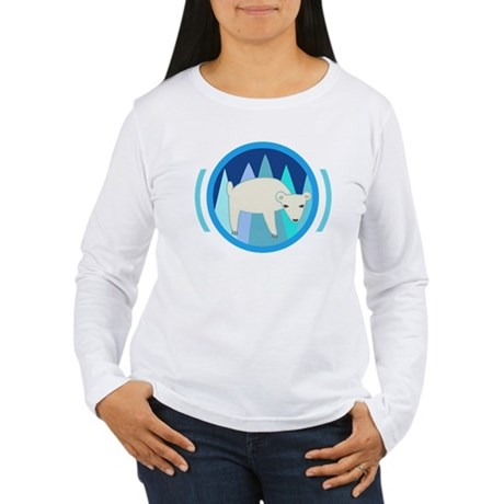Polar Bear Women's Long Sleeve T-Shirt