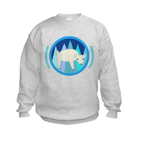 Polar Bear Kids Sweatshirt