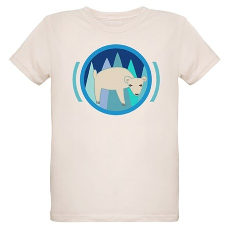 Polar Bear Organic Kids T-Shirt