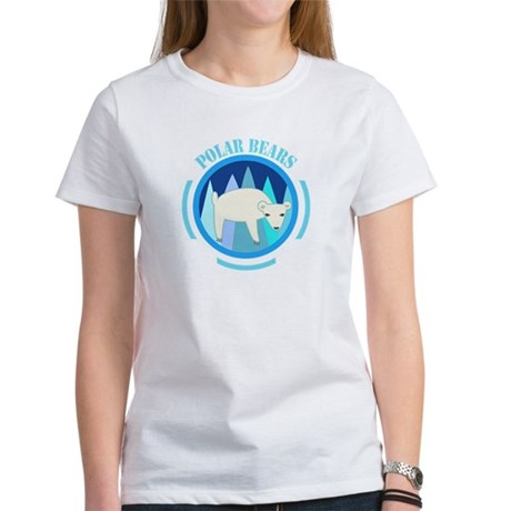 Polar Bears Women's T-Shirt