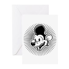 Ricky Rodent Greeting Cards (Pk of 10)