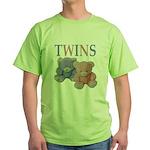 TWINS Green T-Shirt