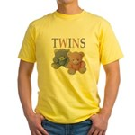 TWINS Yellow T-Shirt