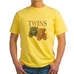 TWINS Yellow T-Shirt