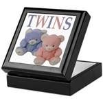 TWINS Keepsake Box